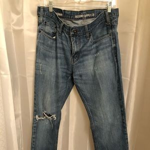 Mossimo distressed Jeans